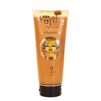 Harga Korea 24K Gold Mask L-Glutathione 220ml