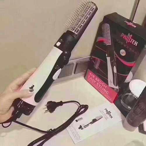 Korea Pengering Rambut Menyisir Ion Negatif Hidrasi Buku untuk Sisir untuk Menjaga Sikat Rambut untuk Meniup Mudah Tabung untuk mencocokkan Dua Adalah Satu Multi-fungsi Pengering Rambut Mesin-Internasional