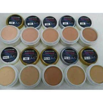 Harga KRYOLAN Supracolor Foundation Small Pack 17g (color code 3W)