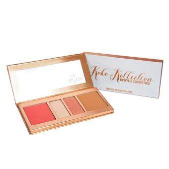 Harga KYLIE KOKO KOLLECTION BLUSH & HIGHLIGHTER SET PALETTE