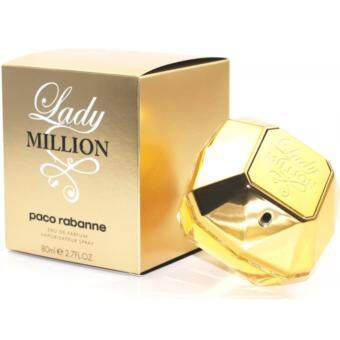 Harga Lady Million By Paco Rabanne EDP 80ml For Women