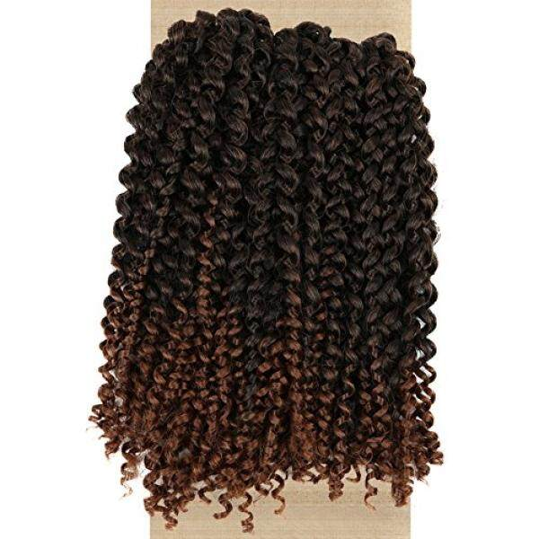 Hair Extension Perpanjangan Rambut model klip clip wigs long curly 55 cm 1. Buy &