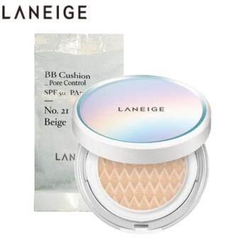 Harga Laneige New BB Cushion SPF 50+PA+++ Col 21: Beige (15g x 2)