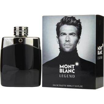 Harga Legend by Mont blanc for men edt 100ml spray/perfume