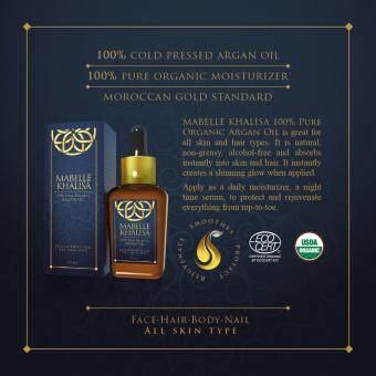Mabelle Khalisa 100% Pure Argan Oil - 2