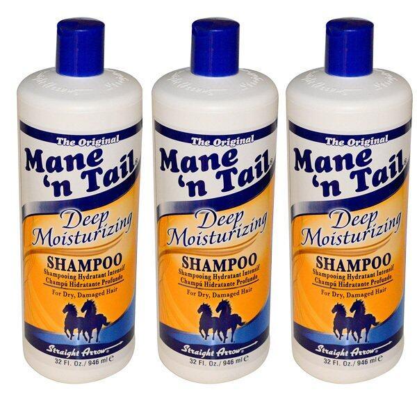 Mane n Tail Deep Moisturizing Shampoo 800 ml (3 pcs) New Ver.
