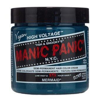 [MANIC PANIC] MERMAID / SEMI-PERMANENT HAIR COLOR CREAM / HAIR DYE(Intl)