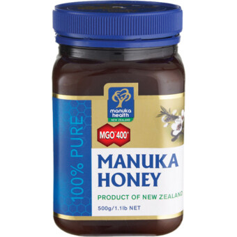 Harga MANUKA HEALTH HONEY MGO 400+500G