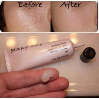 Mary kay foundation primer