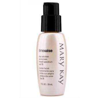 Mary Kay TimeWise Day Solution Sunscreen SPF35 29ml, 100% Authentic