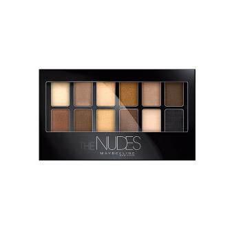 Maybelline The Nudes Eyeshadow Palette Eyeshadow