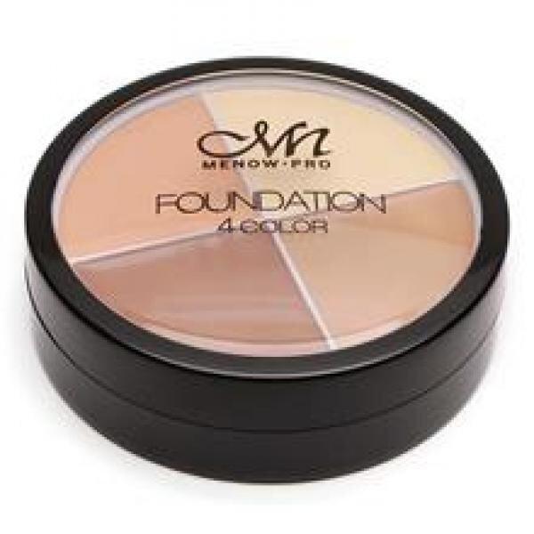 MENOW PRO 4 Color Foundation