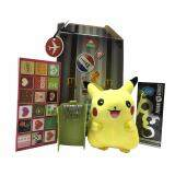 Men's Perfume Valentine's Gift Set With Pikachu & Perfume