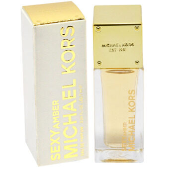 Harga MICHAEL KORS Sexy Amber EDP For Her 7ml [ Perfume Miniature ]