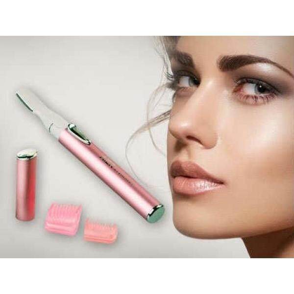 Micro Touch Lady Hair Electrical Eyebrow Trimmer