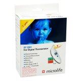 Microlife IR1DB1 Ear Thermometer With Probe Cover