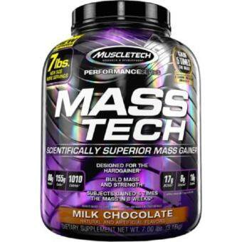 Harga Muscletech Mass Tech 7lbs - Muscle Gainer Otot Protein MassTech (Chocolate Flavor ) Susu Protin Gym