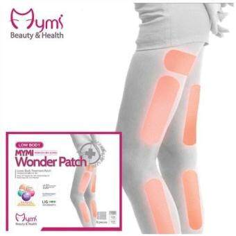 MYMI Wonder Slimming Patch For Leg Body Slim Patch Weight Loss Fat burners Belly Patch Products Fat Abdomen Slimming