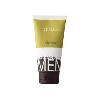 Harga NANO MEN Nano White Men Oil Control Clay Cleanser 150ML
