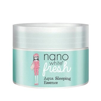 Harga NANO White Fresh Aqua Sleeping Essence 40ml