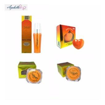 Natasya Skincare Set 4 in 1
