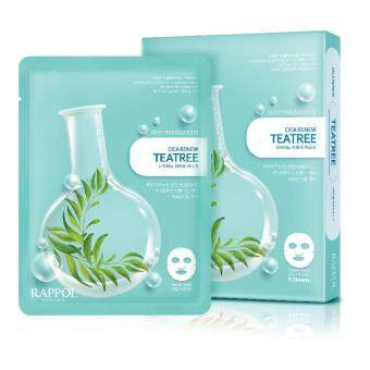 Nature Medics Rappol Cica Renew Teatree Mask 5 pieces