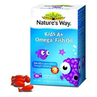 Nature S Way Omega  Fish Oil Review
