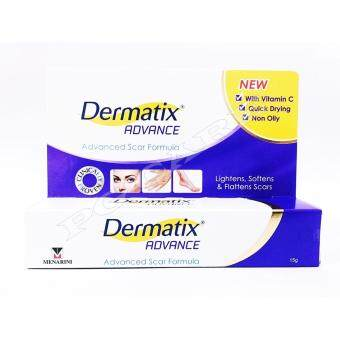 [NEW] Dermatix Advance Scar Formula 15GM
