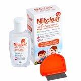 NITCLEAR 40ML X 2 (HEAD LICE, NITS AND EGGS)