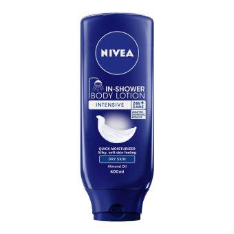 Harga Nivea In-Shower Intensive Skin Conditioner 400ml