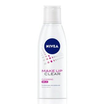 Harga NIVEA Make Up Clear Cleansing Milk