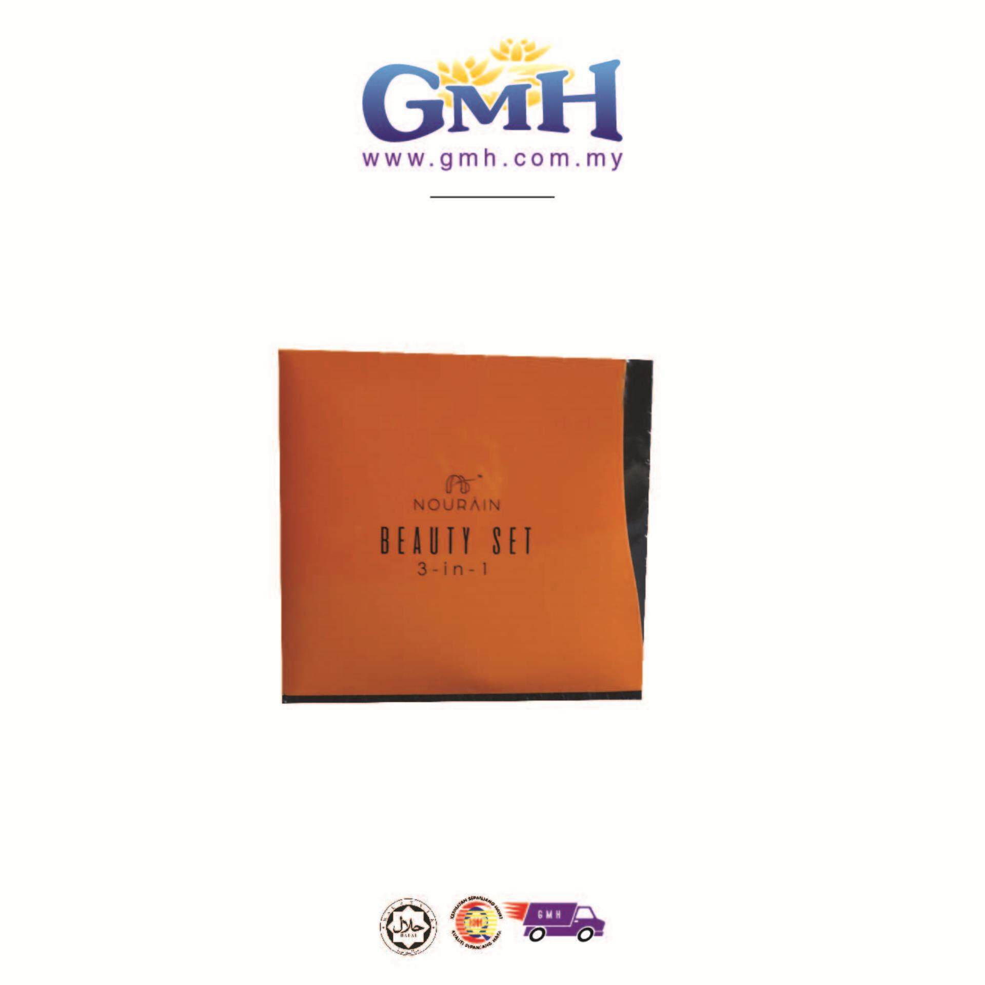 Gmh Health Beauty New Arrival Susu Bear Breand Plus Kurma Nour Ain Set 3 In 1