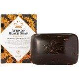[ iiMONO ] Nubian Heritage African Black Soap, 5 oz (141g)