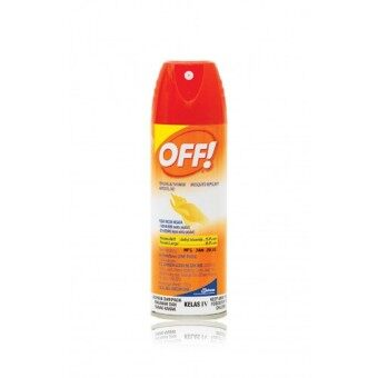 OFF INSECT REPELLENT AEROSOL SPRAY 170G