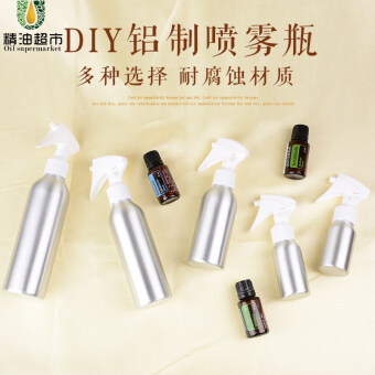 Harga Oil supermarket aluminum spray bottle small spray bottle Fine Mistand durable genuine DIY spray bottle