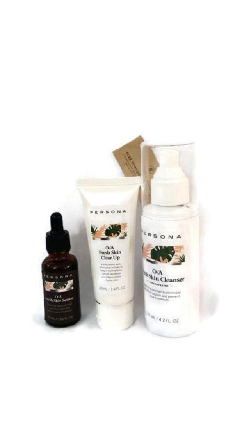 Oily Acne Skin Care Range