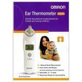 Omron Digital Ear Thermometer TH839S Measures Temperature in 1 Second