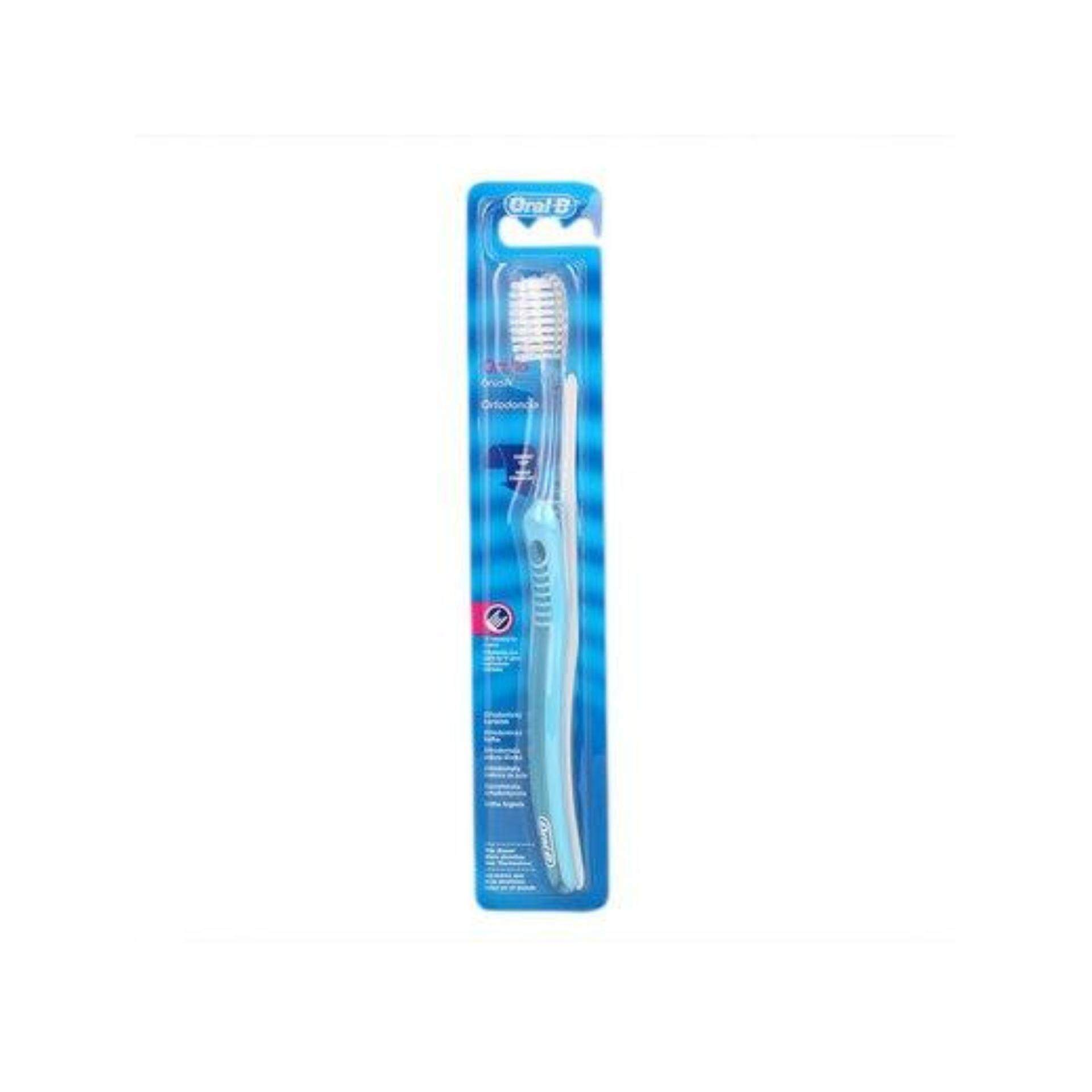 Oral B Toothbrush Braces Orthodontic Brush