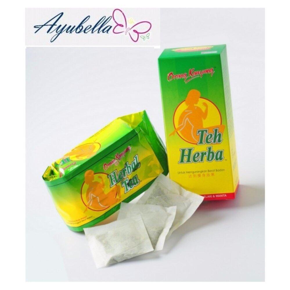 Orang Kampung Teh Herba (Herbal Tea) (3gx30sachets) x 3