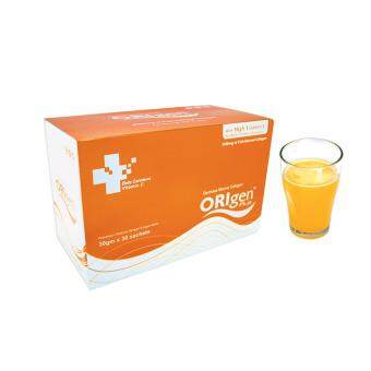 Harga ORIGEN PLUS COLLAGEN 5000MG 30g X 30sachet