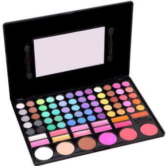 OS Professional 78 Colour Eyeshadows Blush Lipsticks Make Up Palette