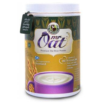 Owlvest Mr Oat - Premium Oat Bran Powder from Scotland