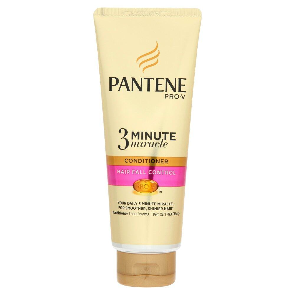 Pantene Pro V Hair Fall Control Conditioner 180ml Lazada Malaysia Source. Pantene 3 minute Miracle