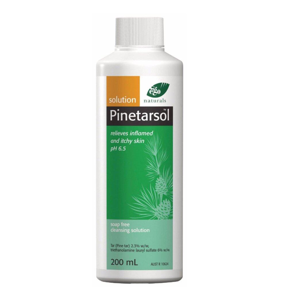 Pinetarsol Solution 200ml for Itchy Skin