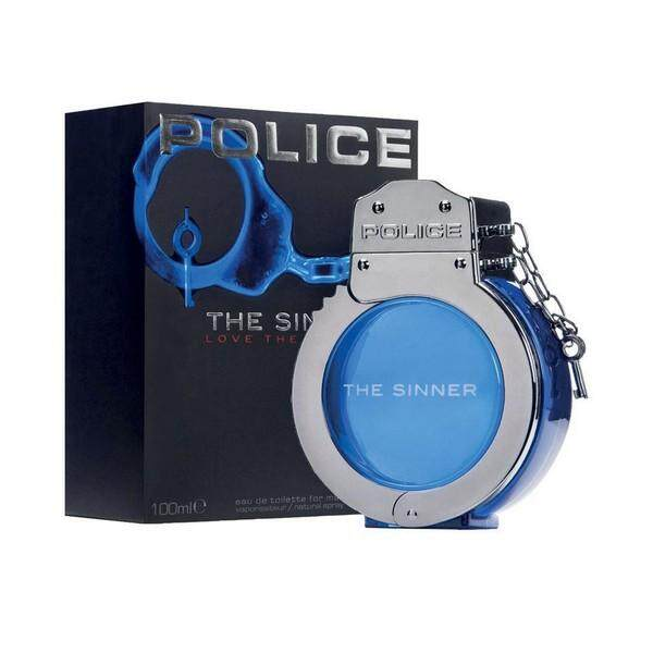 POLICE THE SINNER LOVE THE EXCE