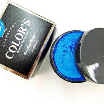 Harga POMADE COLOUR - CHAMELEON - ORIGINAL - BLUE -113G