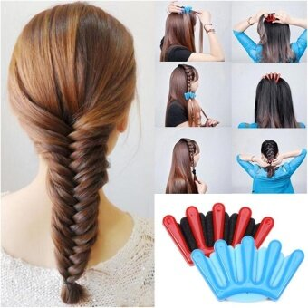 Portable DIY Roller Hair Styling Tool Hair Braider Twist Braid Maker