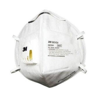 Harga Premium 3m(TM) N95 Disposable Respirators Mask With Cool Flow(TM) Valve