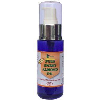 Harga PREMIUM PURE SWEET ALMOND OIL (Cold pressed) 70ML