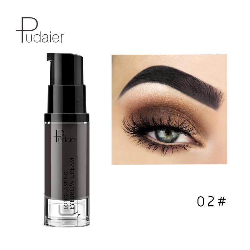 Pudaier Brand Eye Brow Tint Cosmetics Natural Long Lasting Paint Eyebrow Enhancer Brown Black Eyebrow Pencil